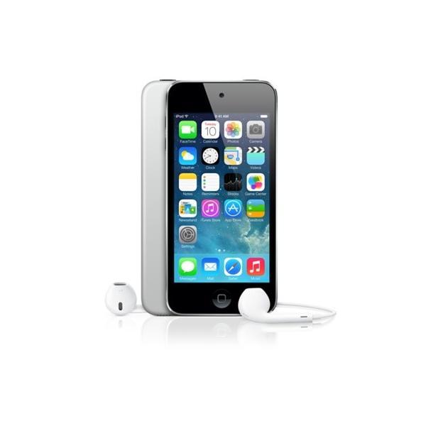 (即納)Apple(アップル) iPod touch 16GB ブラック&シルバー 第5世代【新品/ME643の整備済製品】 inoqshop