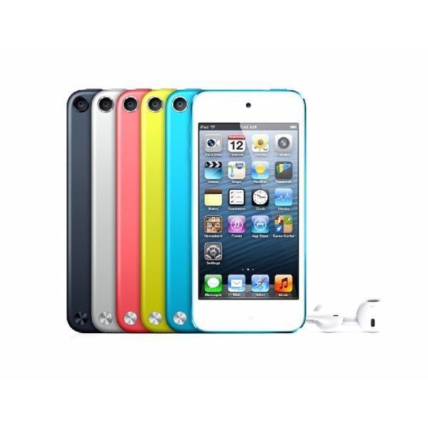 [数量限定]Apple(アップル)iPod touch 64GB 第5世代 スペースグレイ【新品/ME979の整備済製品】 inoqshop 02