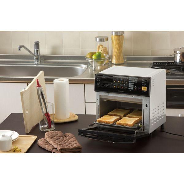 オーブン リクック熱風オーブン FVX-M3A-W ホワイト アイリスオーヤマ ノンフライ コンベクション ノンフライヤー|insdenki-y|04
