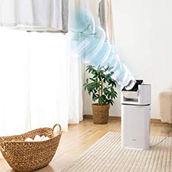除湿機 衣類乾燥 アイリスオーヤマ  サーキュレーター 衣類乾燥機 衣類乾燥除湿機 除湿器 DDD-50E(あすつく)|insdenki-y|08