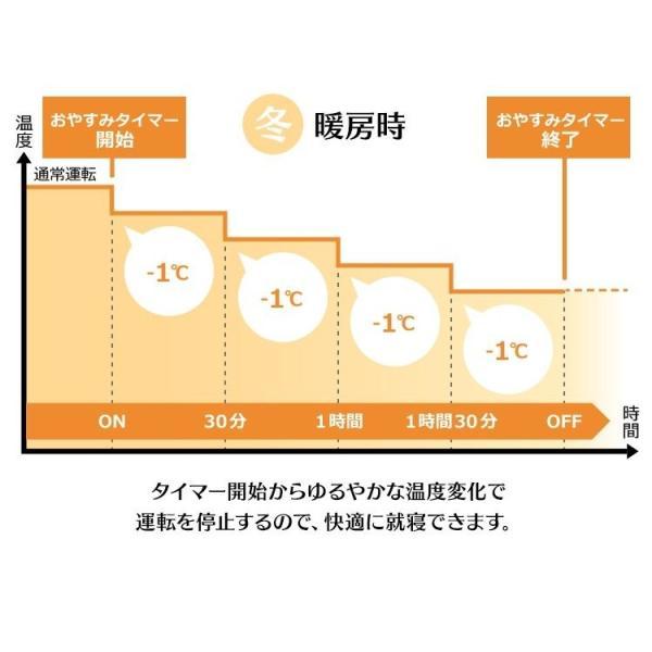 エアコン 10畳 最安値 省エネ アイリスオーヤマ 10畳用 IRA-2802A 2.8kW|insdenki-y|07