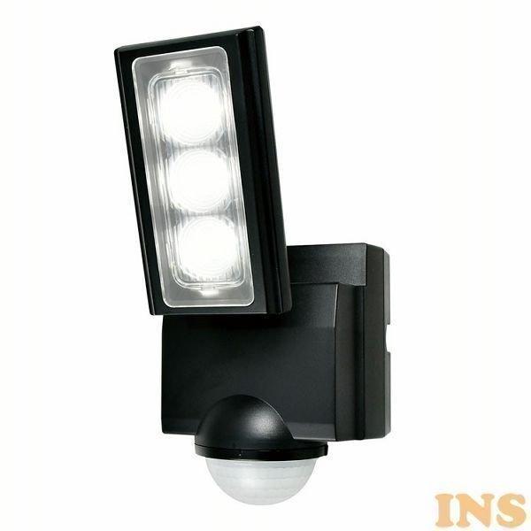 乾電池式 センサーライト 屋外 防水 防犯 セキュリティ 照明 明るい LED 省エネ 低赤外線 低UV 拡散パネル1個