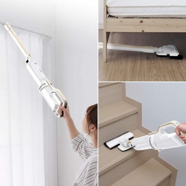 掃除機 コードレス 紙パック式 アイリスオーヤマ 紙パック スティッククリーナー IC-SLDCP6|insdenki-y|07