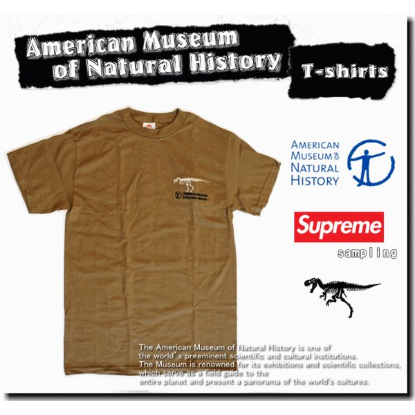 supreme t shirt history