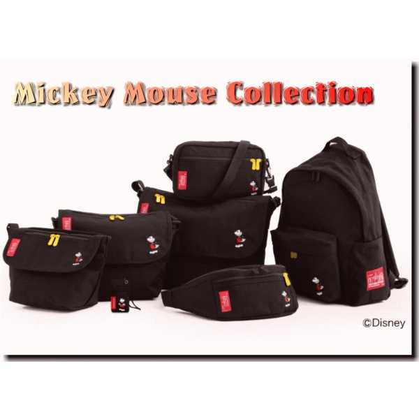 db5f2c3d2219 ... Manhattan Portage Jogger Bag (Mickey Mouse Collection)/【マンハッタンポーテージ  ジョガーバッグ ...