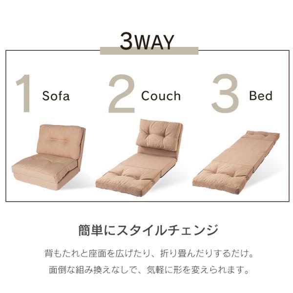 一人掛けソファ 安い おしゃれ 北欧 一人用ソファー  ソファー 1人掛け 座椅子 座いす イス ソファーベッド KOLME inskagu-y 02