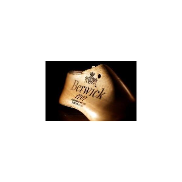 バーウィック BERWICK  ホールカット プレーン 紳士靴 革靴 ビジネスシューズ メンズ ブラック  2585 レザーソール BOXカーフ素材 グットイャー製法  スペイン製|inspire-gallery|15