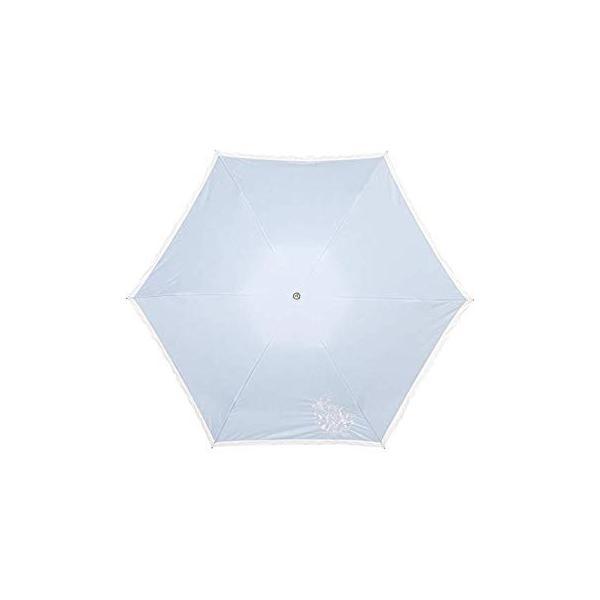 ブラオ AURORA(オーロラ) 東レ サマーシールド フレンチシック デニムバイカラー モチーフレース カーボン軽量 UV遮光遮熱兼用おり|integral-store|07