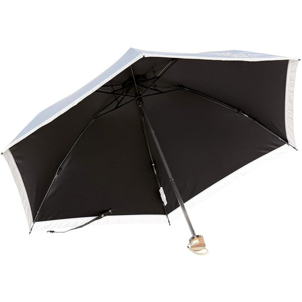 ブラオ AURORA(オーロラ) 東レ サマーシールド フレンチシック デニムバイカラー モチーフレース カーボン軽量 UV遮光遮熱兼用おり|integral-store|09