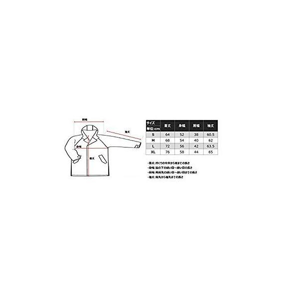 ループウィラー パーカー LW290 メンズ マリン 日本 S-(日本サイズS相当)|integral-store|15
