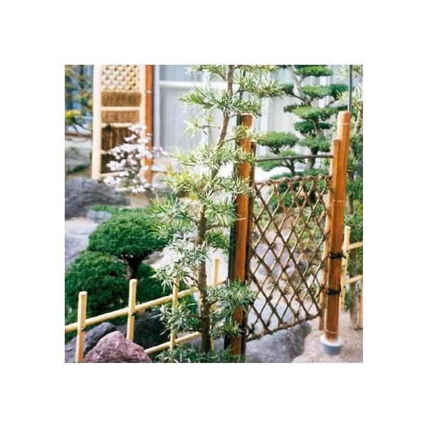 56730 【代引き不可】 八ツ矢工業 (YATSUYA) 虎竹枝折戸×5個