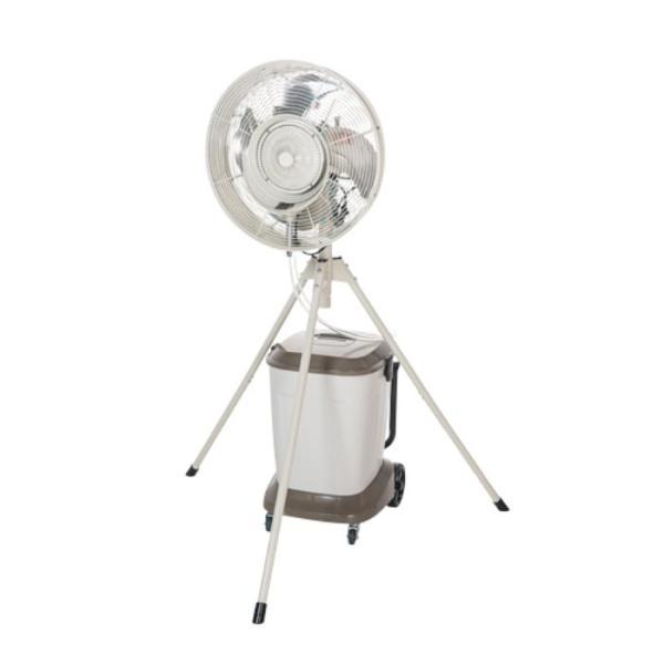 HO-954 遠心式ミストファン ファン 扇風機 せんぷうき 送風機 ミスト ミスト扇風機 工場扇風機 工業扇風機 換気 業務用 夏 ミストファン 暑さ対策 グッズ 熱中症