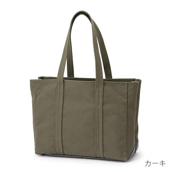 中川政七商店 帆布のワークバッグ  動く 仕切りのトートバッグ|inter3i