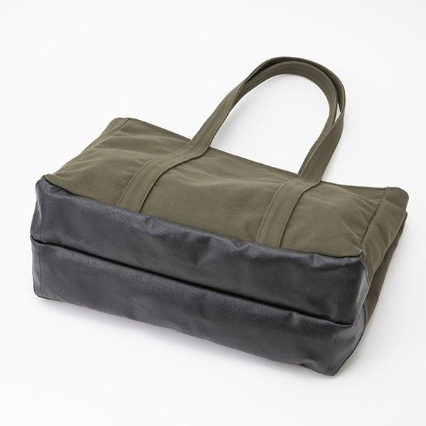 中川政七商店 帆布のワークバッグ  動く 仕切りのトートバッグ|inter3i|04