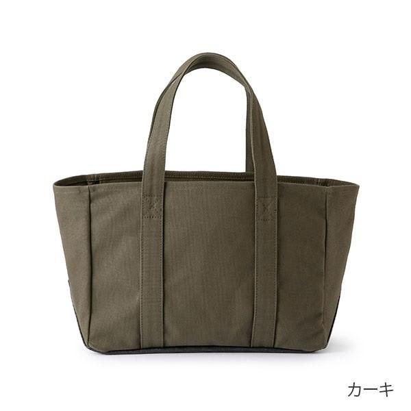 中川政七商店 帆布のワークバッグ  動く 仕切りのトートバッグ 小|inter3i|02