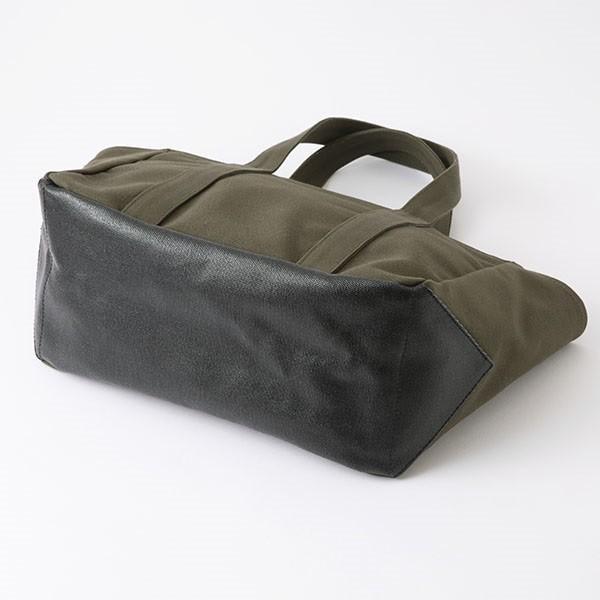 中川政七商店 帆布のワークバッグ  動く 仕切りのトートバッグ 小|inter3i|11