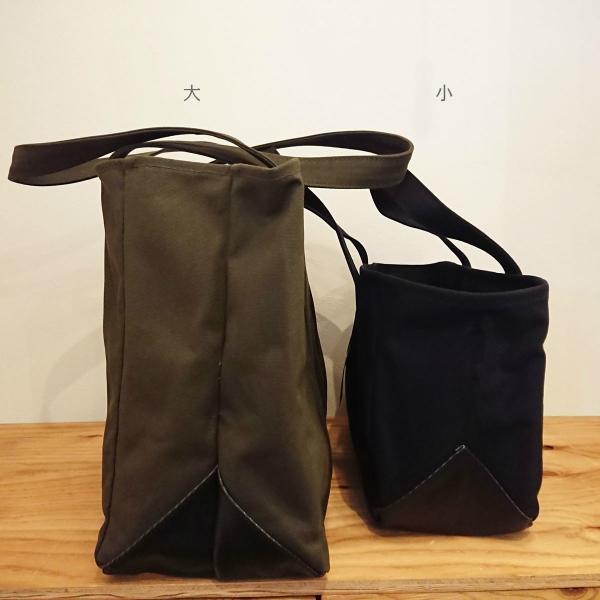 中川政七商店 帆布のワークバッグ  動く 仕切りのトートバッグ 小|inter3i|09