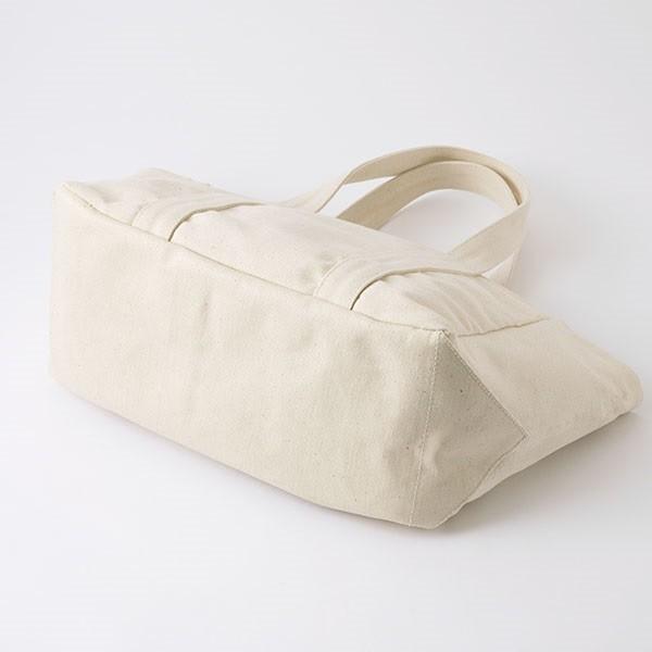 中川政七商店 帆布のワークバッグ  動く 仕切りのトートバッグ 小|inter3i|10