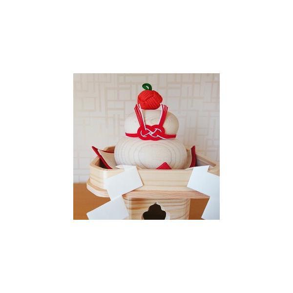 中川政七商店 鏡餅飾り inter3i 02