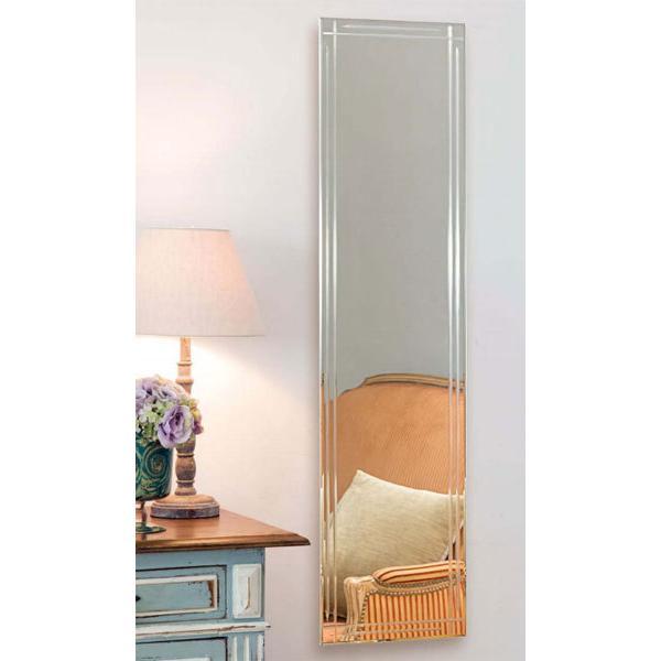 ウォールミラー おしゃれ 全身鏡 壁掛け鏡 モダン 全身ミラー 北欧 壁掛けミラー 姿見鏡 壁掛け|interior-bagus