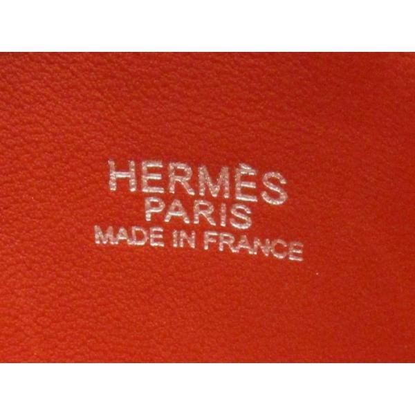 【美品】HERMES ボリード31 トゴ ルージュガランス/レッド ショルダー付き □I刻印