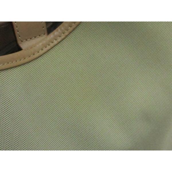 【美品】GUCCI セミショルダーバッグ ジャッキー金具 キャンバス×レザー ベージュ 002・1067・2123