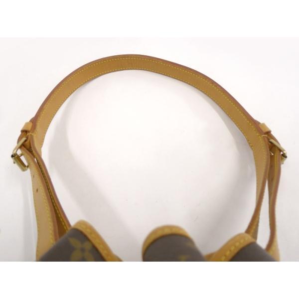 【中古】ルイヴィトン プチノエ 巾着 ショルダーバッグ モノグラム M42226