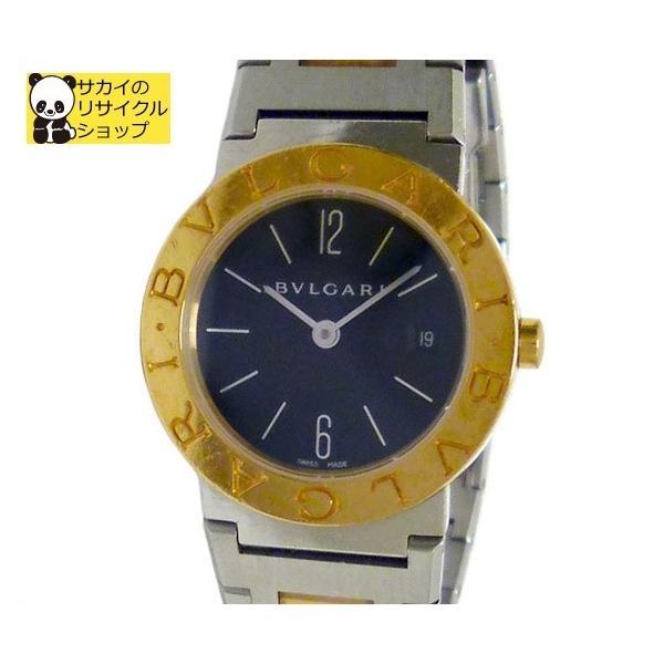 BVLGARI BVLGARI レディース腕時計 コンビ SS×K18(750:YG)クオーツ 中古