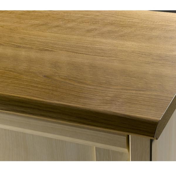 食器棚 フレンチカントリー フリーラック 木製 ガラス扉 おしゃれ 北欧|interior-festa|02