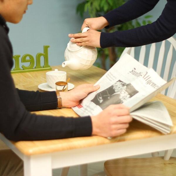 ダイニングテーブル 長方形 単品 4人用 木製 北欧 カントリー|interior-festa|03
