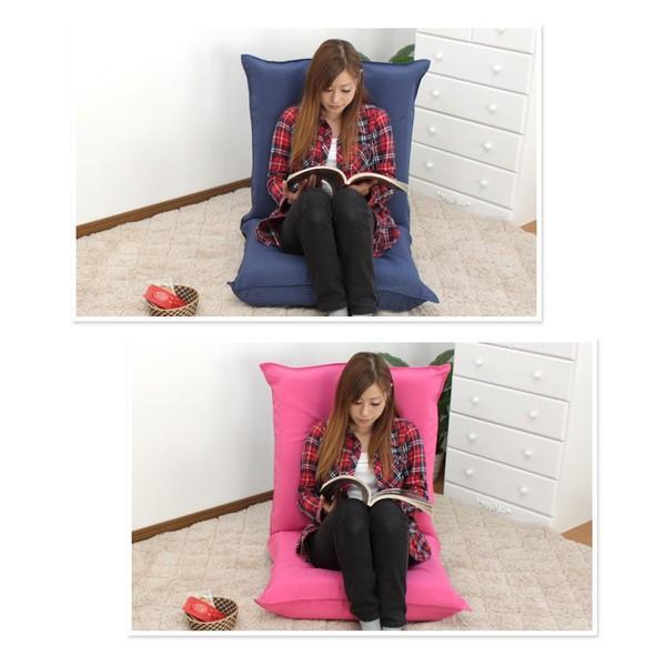 処分セール 座椅子 リクライニング リラックス ワッフル JBチェア|interior-festa|05