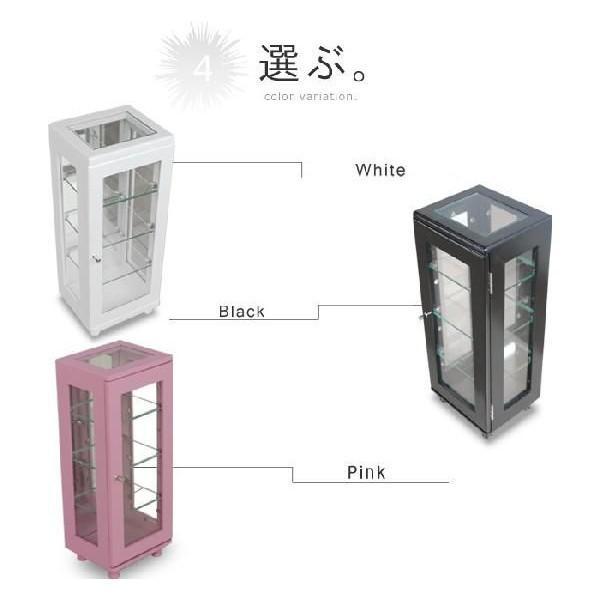 コレクションケース スリム ガラスケース ディスプレイラック 飾り棚|interior-festa|04
