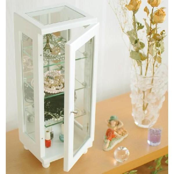 コレクションケース スリム ガラスケース ディスプレイラック 飾り棚|interior-festa|06
