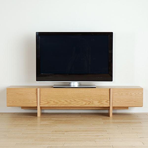 テレビ台 テレビボード ローボード 幅200cm 北欧 北欧テイストTV台 TVボード テレビボード AVボード 木製 おしゃれ 完成品 日本製