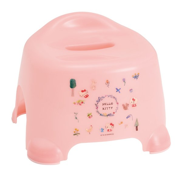 風呂イス ベビー風呂イス フォレストフレン キティ 子供用 フロイス ( キャラクター ハローキティ 風呂いす 子供用風呂いす )
