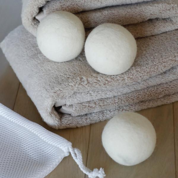 洗濯ボール ドライヤーボール 洗濯 速乾 乾燥 ( ウールドライヤーボール 乾燥機 ドラム式乾燥機 3個 )