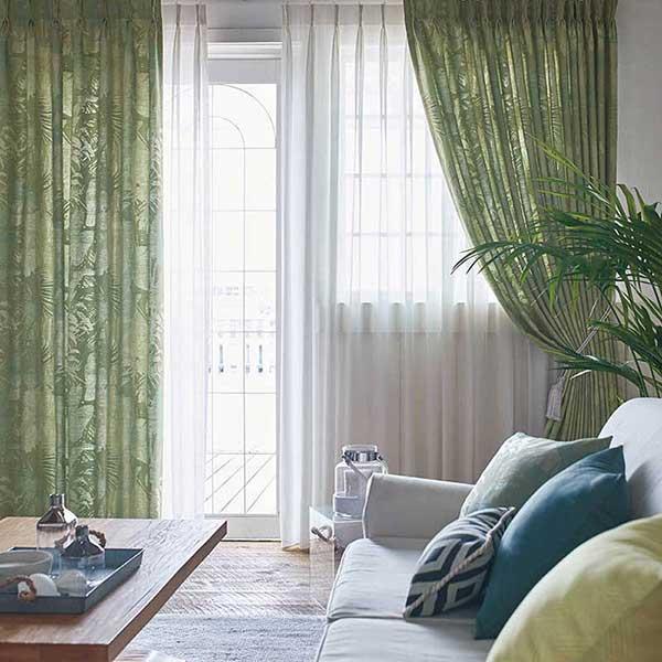 オーダーカーテン 縫製カーテン 川島セルコン 高級オーダーカーテン filo イロフシ FF4583〜FF4584 filo縫製 オーダーカーテン 2.3倍ヒダ