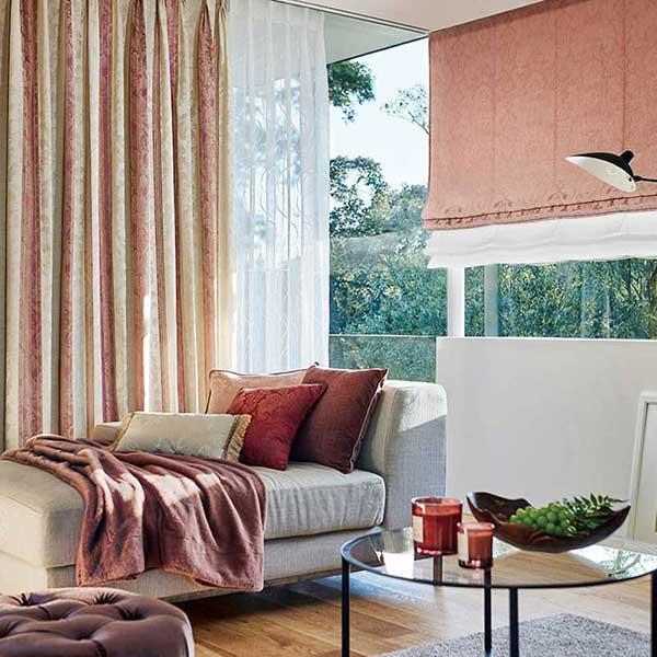 オーダーカーテン 縫製カーテン 川島セルコン 高級オーダー filo オルトゥス FF4606〜FF4608 filo スタンダードオーダーカーテン 2倍ヒダ