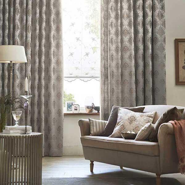 オーダーカーテン 縫製カーテン 川島セルコン 高級オーダーレース filo セーミタ FF4609〜FF4610 filo縫製 オーダーレース 2.3倍ヒダ ヨコ使い