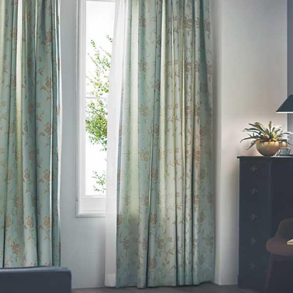 カーテン シェード 川島織物セルコン DRAPERY FT6250〜6251 ソフトウェーブ縫製 約1.5倍ヒダ|interiorkataoka