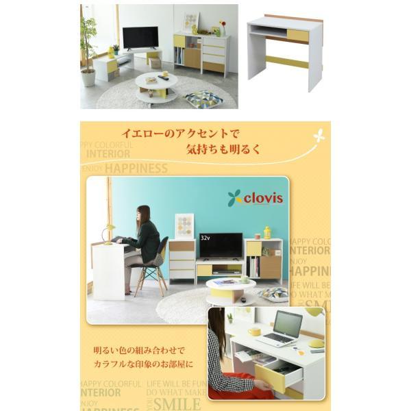 デスク PCデスク パソコンデスク ハイタイプ 幅80 奥行45 高さ73|interioronlineshop|03
