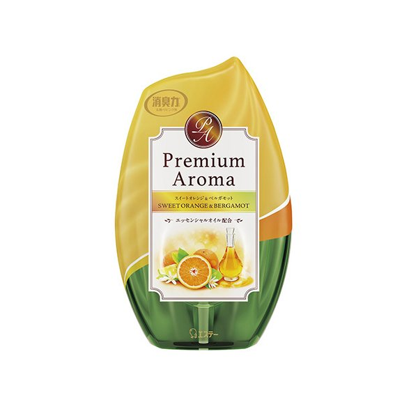 エステー お部屋の消臭力 プレミアムアロマ スイートオレンジの香り 303634 1個