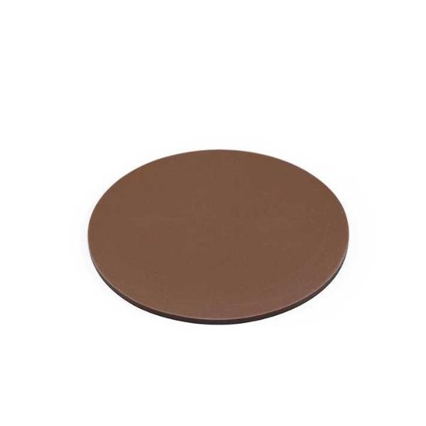 光 ユニホリデー(エラストマーゴム板) PEG2-43 3×100mm丸 茶 5つ