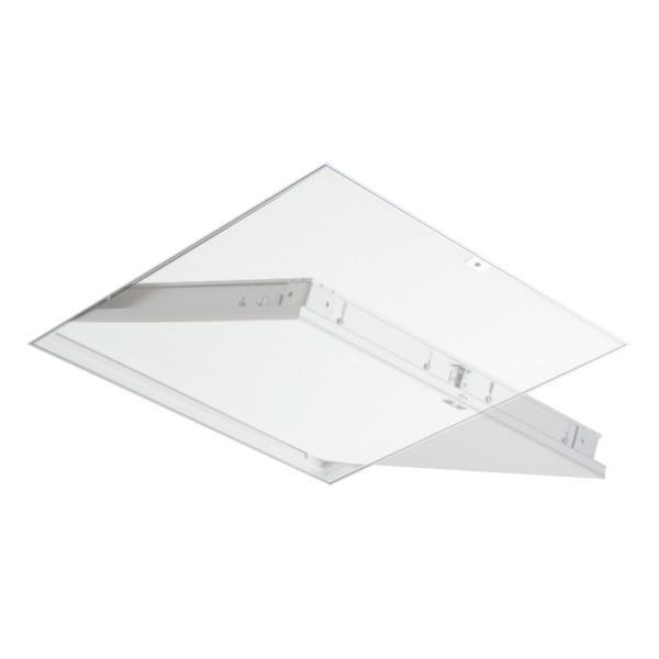 サヌキPM目地天井点検口コインロック式シルバーPM450サイズ:450角