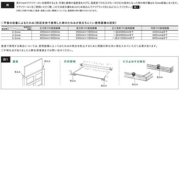 アクリワーロン施工方法