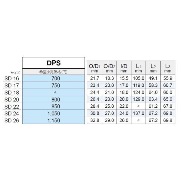 DPSSD20富士工業リールシート