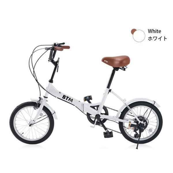 折りたたみ自転車 送料無料 20インチ 6段ギア 98%装 PL保険 一年安心保障|iofficejp|05