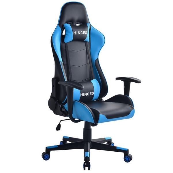 【2,000円OFF】ゲーミングチェア 寝られる 上質な座り心地 オフィスチェア デスクチェア パソコンチェア 椅子 腰痛対策 昇降機能 360度回転肘付き 送料無料|iofficejp|02