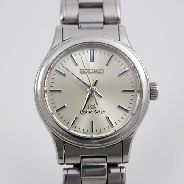 グランドセイコークォーツレディース腕時計シルバー文字盤純正SSベルトSTGS007/3F81-0A10 いおき質店