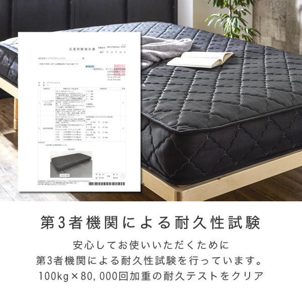 高密度ポケットコイルマットレス シングル 日本人の体格や環境を考慮 マットレス ベッドコンシェルジュ nerucoオリジナルポケットコイルスプリングマットレス ioo 11